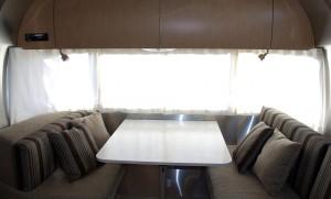Airstream #1 - Interior