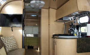 Airstream #2 - Interior