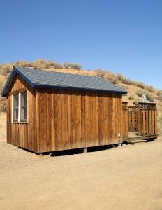 Cabin #10 - Exterior