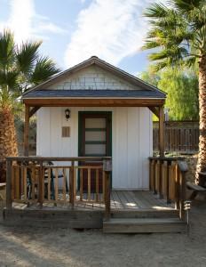 Cabin #1 - Exterior