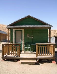 Cabin #5 - Exterior
