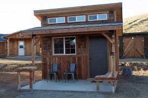 Cabin #8 - Exterior