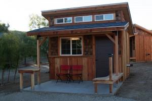 Cabin #9 - Exterior