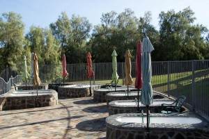 Therapeutic Hot Tubs (clothing required)