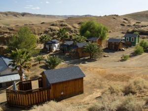Historic Cabins (Photo by Jerzy Aust)