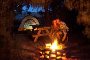 Camping (Photo by Kat Woronowicz)