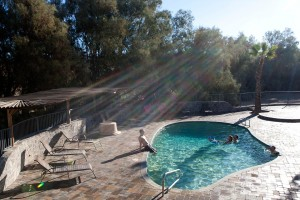Swimming Pool - temperature seasonally adjusted between 75-90 degrees (Photo by Kat Woronowicz)